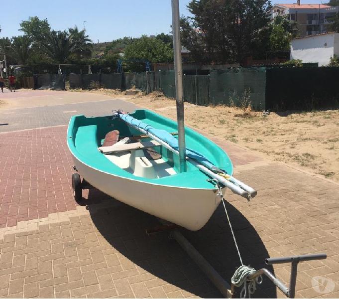 Vendo barca a vela alpha tris