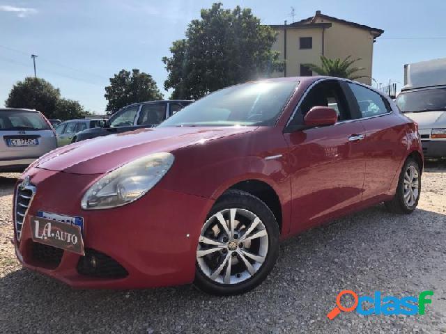 Alfa romeo giulietta diesel in vendita a agliana (pistoia)