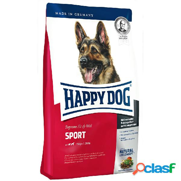 Happy dog supreme fit&well sport 15 kg