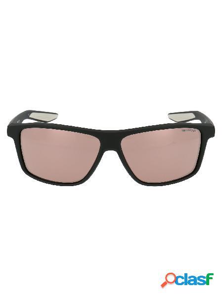 Nike occhiali da sole uomo ev1150066 acetato nero