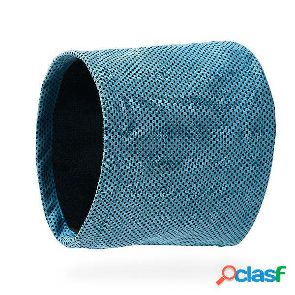 Pet dog ice scarf summer ice collar bandana di ghiaccio per cani di taglia s / m / l