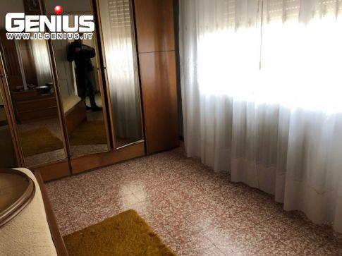 Faenza zona monte: casa abbinata disposta su due livelli con