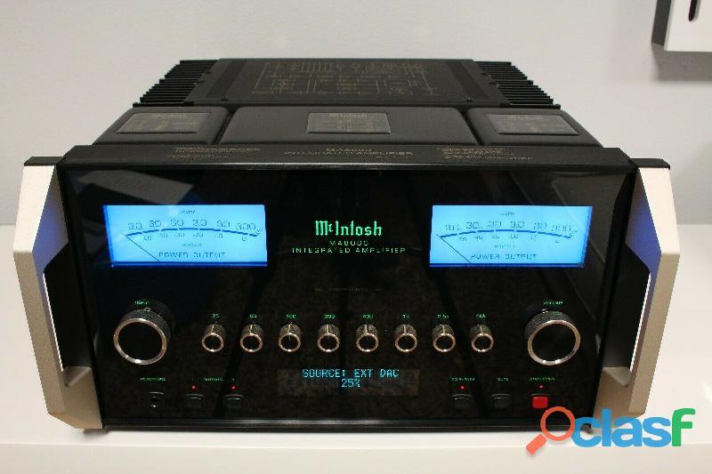 Amp.McIntosh MA 8000 Integrato Anno 2017