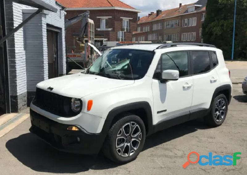 Jeep Renegade 1.6i E.torQ Série Downtown
