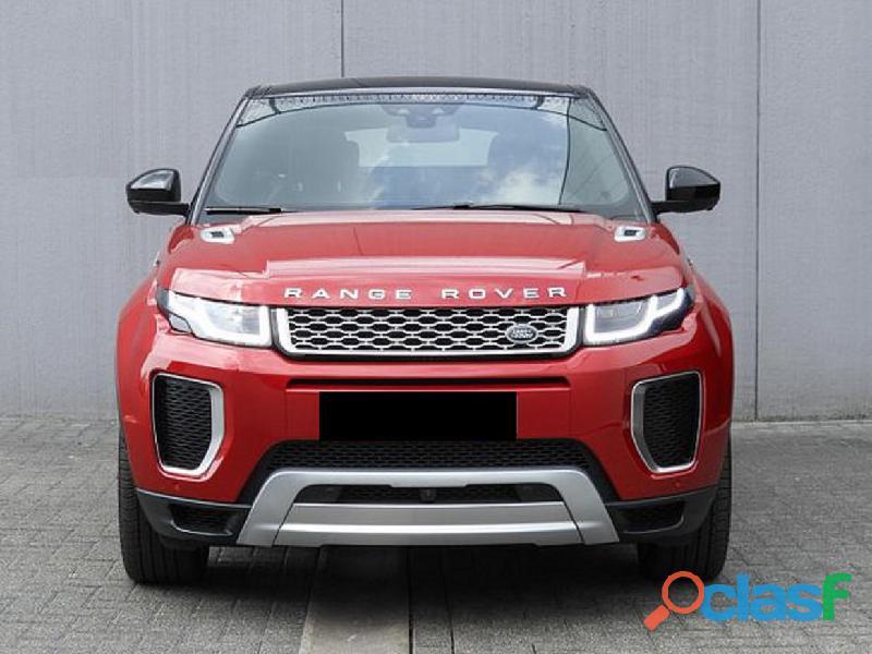 Land Rover Range Rover Evoque Si4 Autobiography