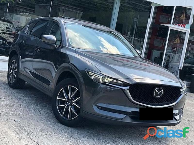 Mazda CX 5 2.2 SKYACTIV D 4WD Exclusive