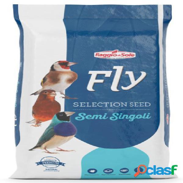 Fly selection seed semi singoli girasole striato piccolo kg 2,5