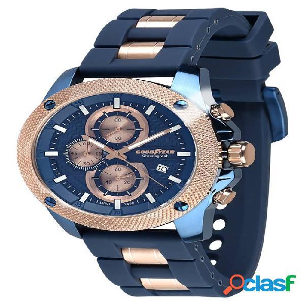 Orologio cronografo uomo goodyear mod. g.s01214.01.06