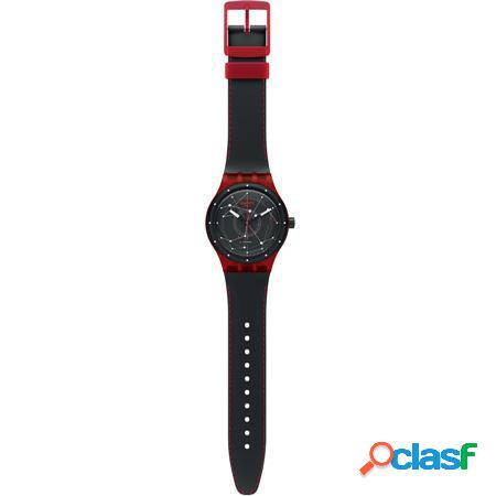 Orologio swatch automatico sistem 51 rosso