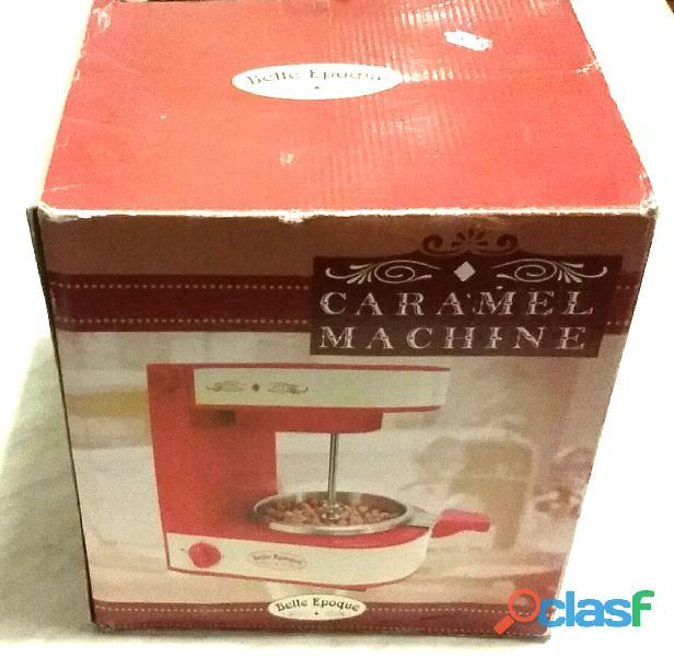 Macchina per pralinare tostare e caramellare Belle Epoque nuova scatola