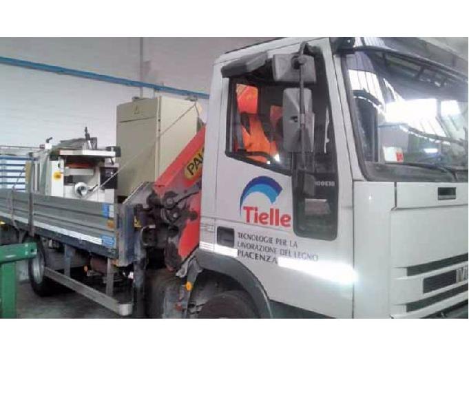 Acquistiamo macchinari usati per lavorazione legno
