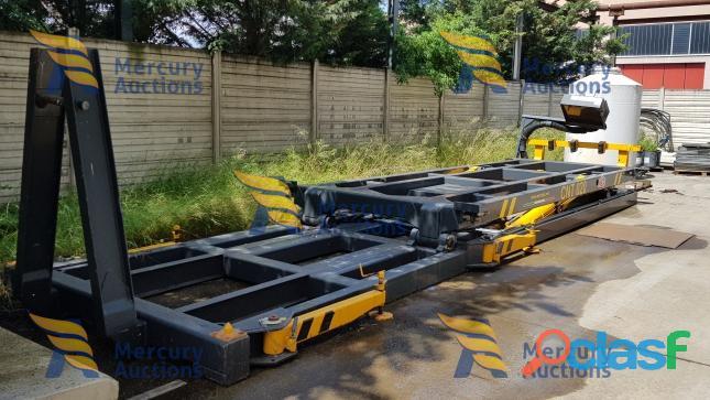Ribaltatore per container MEC
