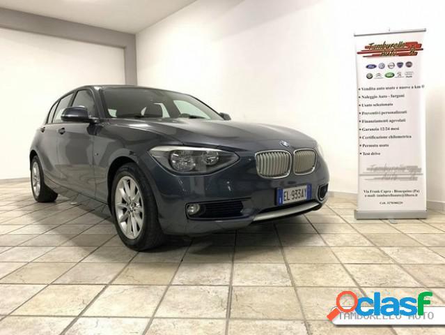 Bmw serie 1 diesel in vendita a bisacquino (palermo)