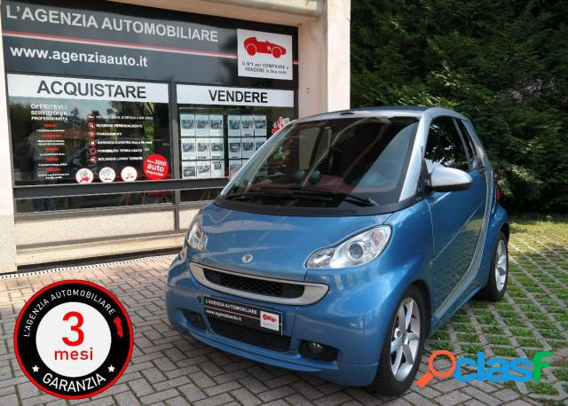 Smart fortwo cabrio benzina in vendita a buguggiate (varese)
