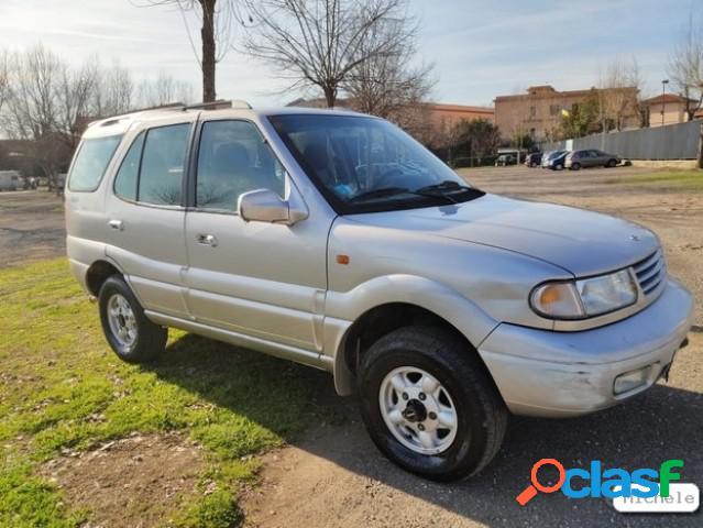 Tata safari diesel in vendita a roma (roma)