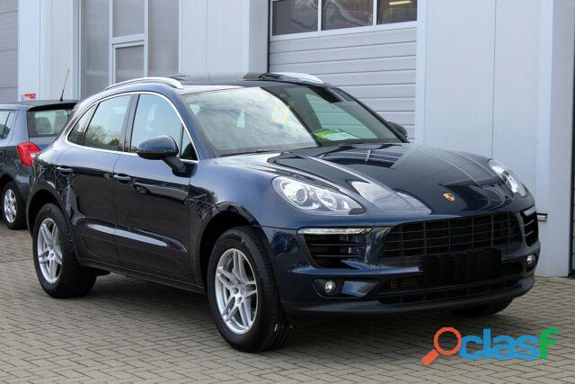 2015 PORSCHE MACAN S DIESEL PANORAMA LED CAMERA