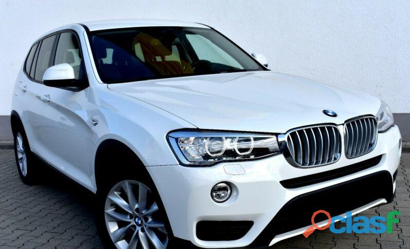 2016 BMW X3 xDrive30d Head Up NaviProf Harman Kardon