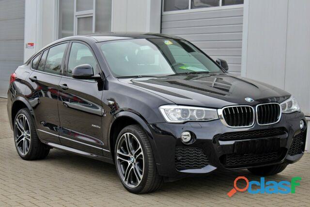 2016 BMW X4 XDRIVE 20D M SPORT  20 POLLICI