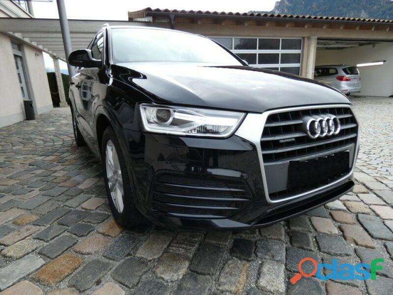 2017 Audi Q3 2.0 TDI quattro Stronic S Line Navi Bi Xenon