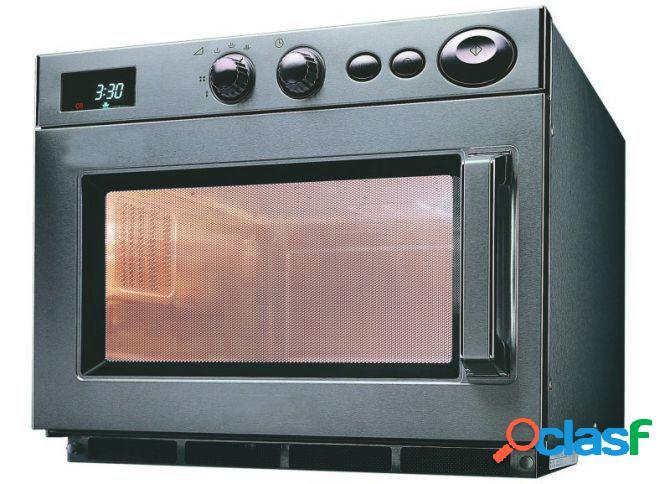 Forno a microonde - pannello manuale - capacità 26 lt - 1500 w