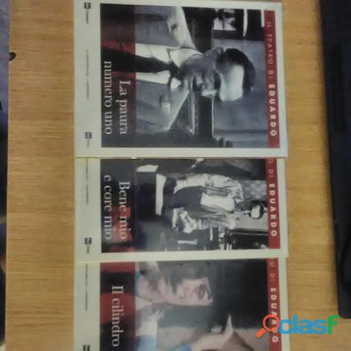 DVD COMMEDIE DI EDUARDO DE FILIPPO