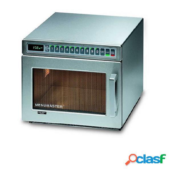 Forno a microonde programmabile - pannello digitale - capacità 17 lt - 1800 w