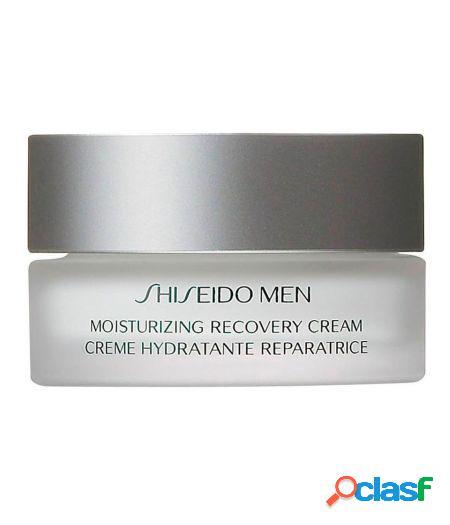 Shiseido men moisturizing recovery cream - crema idratante viso 50 ml