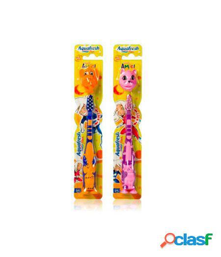 Spazzolino da denti per bambini piccoli amici flex system