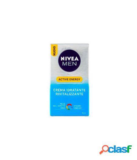 Men active energy crema idratante rivitalizzante 50 ml