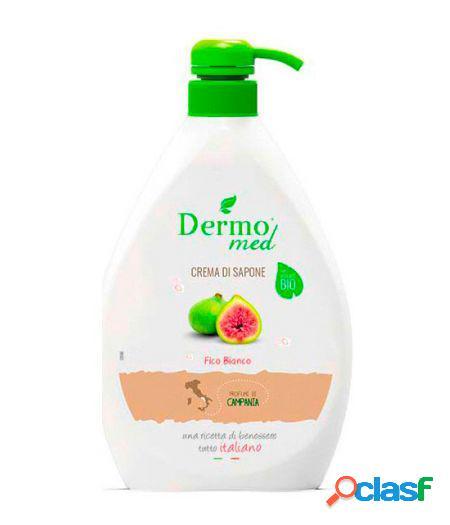 Crema di sapone fico bianco 600 ml