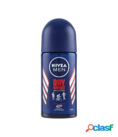 Men dry impact plus - deodorante roll-on 50 ml