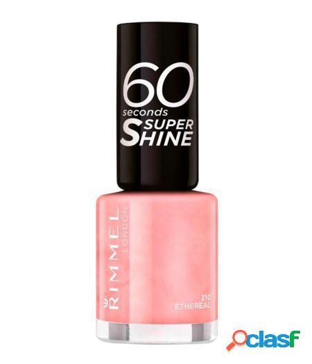 60 seconds super shine - smalto - 210 ethereal