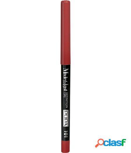 Made to last definition lips - matita labbra - 101 natural brown