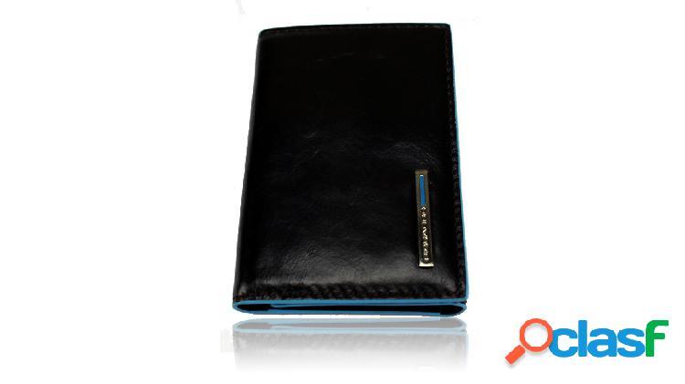 Porta chiavi piquadro blue square pc1396b2 mogano