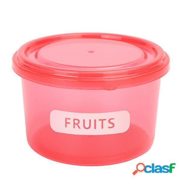 7pcs / set contenitori di conservazione degli alimenti per porzioni perfette creative