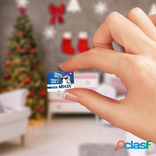 Tf card 32 gb a tema squalo natalizio edizione limitata
