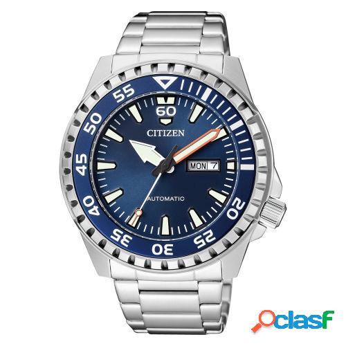 Orologio uomo automatico nh8389-88l sport blu