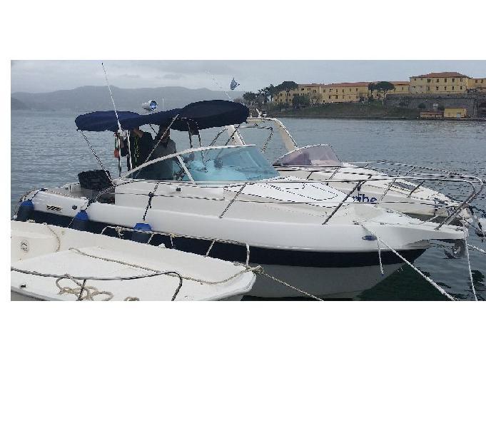 Barca a motore w.a. aquamar 680 sport