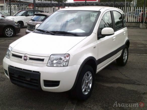 Fiat panda 4x4 climbing - affare
