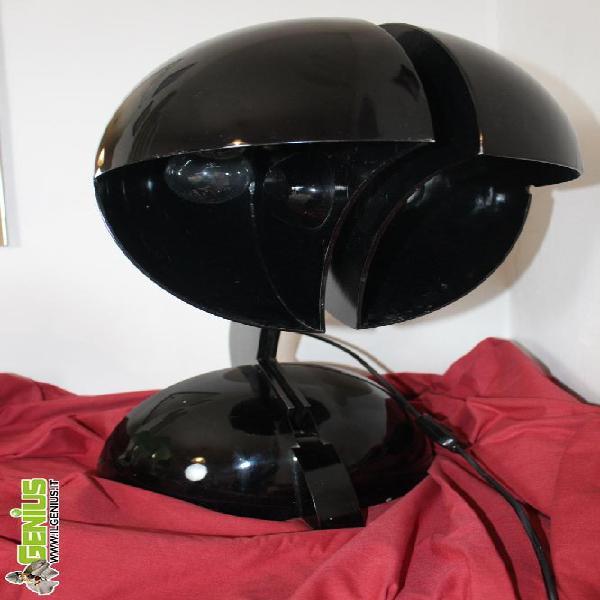 Lampada da tavolo design ruspa by gae aulenti per martinelli