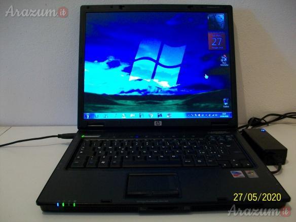 Notebook hp compaq nc6120