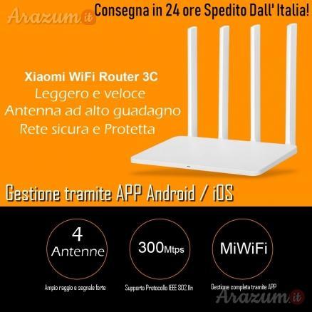 Router xiaomi mi wifi router 3c