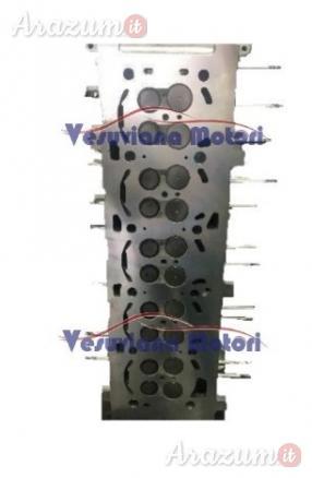 Testata motore rigenerata alfa lancia 2.4 jtd