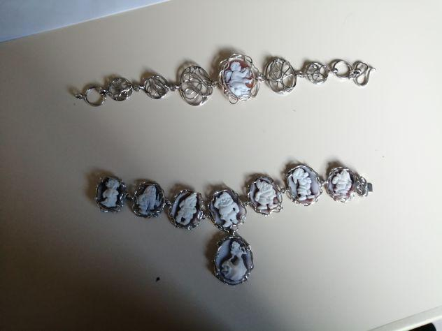 Vendo bracciali argento 925