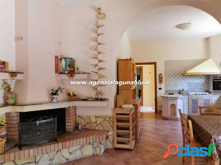 Villa singola 175mq piano terra con giardino