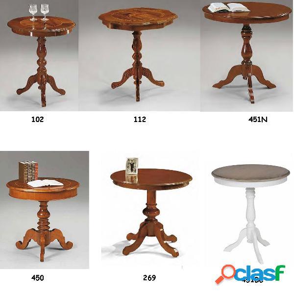 Tavolino domus tondo