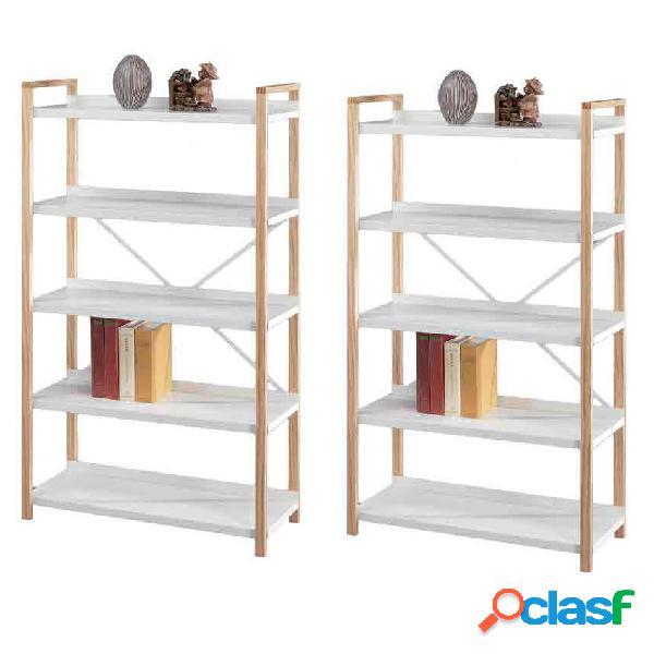 Libreria domus wood 5