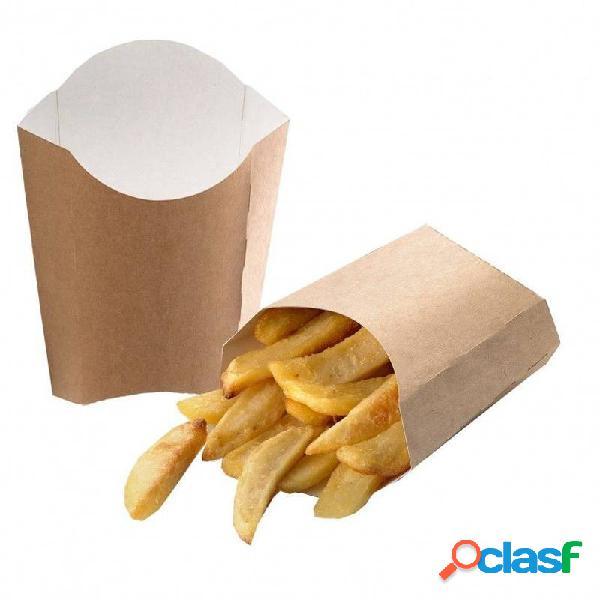 Contenitori per fritti - 100 pz