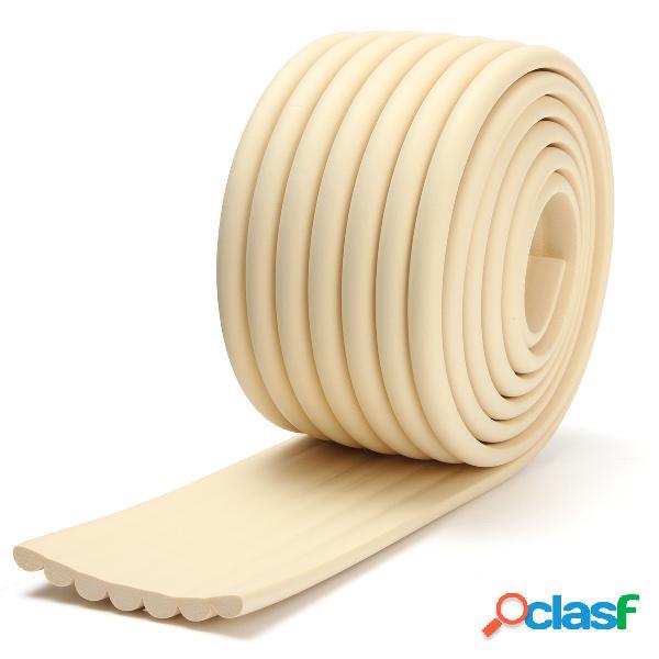 2 metri di sicurezza tavolo da scrivania bordo angolare coperchio di protezione ammortizzatore di striscia di protezione protezione paraurti