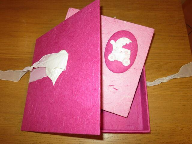Bebe' femmina album fotografie neonato idea regalo